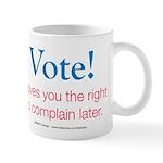 Vote! Mug