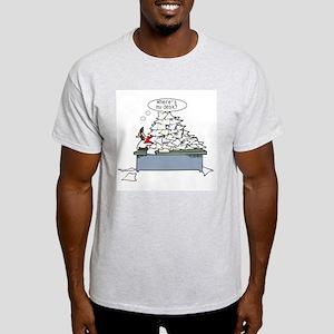 Office Humor Light T-Shirt
