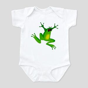 Feeling Froggy Infant Bodysuit