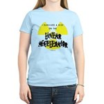 Survived Linear Accelerator Women's Light T-Shirt