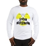 Survived Linear Accelerator Long Sleeve T-Shirt