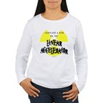 Survived Linear Accelerator Women's Long Sleeve T-