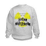 Survived Linear Accelerator Kids Sweatshirt
