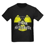 Survived Linear Accelerator Kids Dark T-Shirt