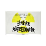 Survived Linear Accelerator Rectangle Magnet (100