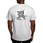 El Tosto Ash Grey T-Shirt