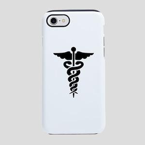Medical Symbol Caduceus iPhone 8/7 Tough Case