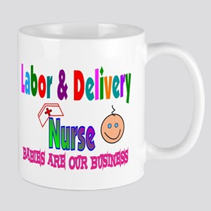Labor & Delivery Nurse Mug