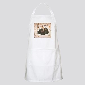 San Jacinto Battle Flag BBQ Apron