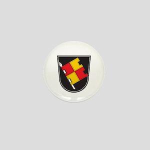 wurzburg Mini Button