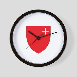 schwyz region Wall Clock
