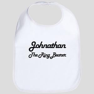 Johnathan - The Ring Bearer Bib