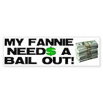 My Fannie Bumper Sticker (10 pk)