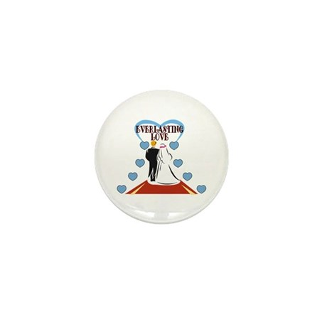 We're Married Mini Button (10 pack)