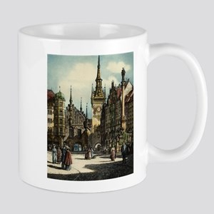 Old Munich Cityscape Mug