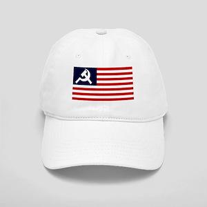 Soviet America Flag Cap