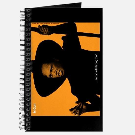 iCon (Odious Orange) Journal
