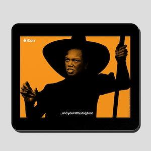iCon (Odious Orange) Mousepad