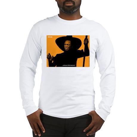 iCon (Odious Orange) Long Sleeve T-Shirt