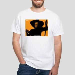 iCon (Odious Orange) White T-Shirt