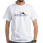 Flying White T-Shirt