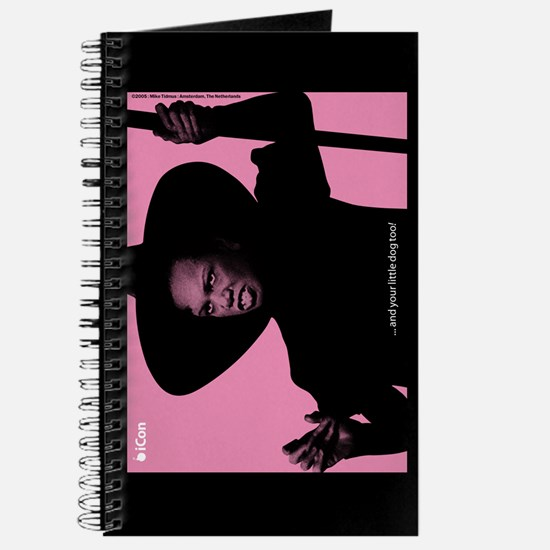 iCon (Impertinent Pink) Journal