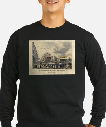 Old Munich Engraving T