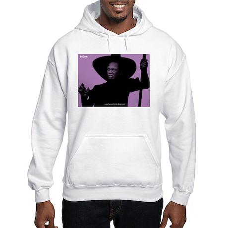 iCon (Malicious Mauve) Hooded Sweatshirt