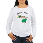 Biertanz Oktoberfest Women's Long Sleeve T-Shirt
