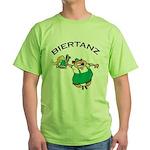 Biertanz Oktoberfest Green T-Shirt