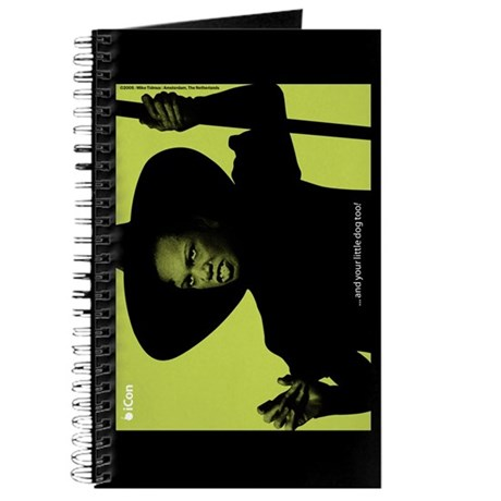 iCon (Lurid Lime) Journal