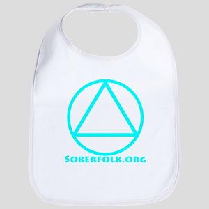 Soberfolk Aqua Bib