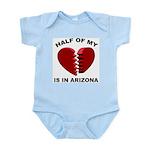 Heart In Arizona Infant Creeper