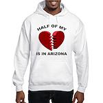 Heart In Arizona Hooded Sweatshirt