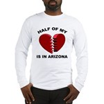 Heart In Arizona Long Sleeve T-Shirt