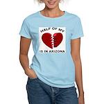 Heart In Arizona Women's Pink T-Shirt