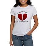 Heart In Arizona Women's T-Shirt
