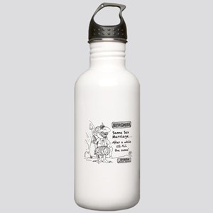 Same Sex Marriage Stainless Water Bottle 1.0L