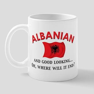 Good Lkg Albanian 2 Mug