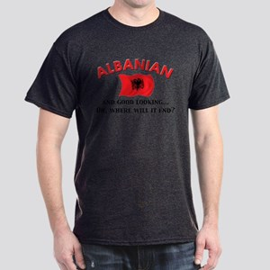 Good Lkg Albanian 2 Dark T-Shirt