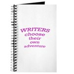 Choose adventure Journal