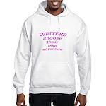 Choose adventure Hooded Sweatshirt