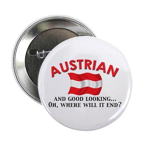 "Good Lkg Austrian 2 2.25"" Button (10 pack)"