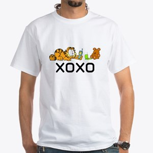 XOXO Pooky White T-Shirt