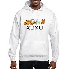 XOXO Pooky Hooded Sweatshirt