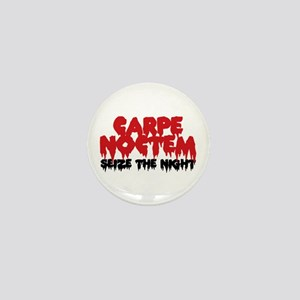 Carpe Noctem Mini Button