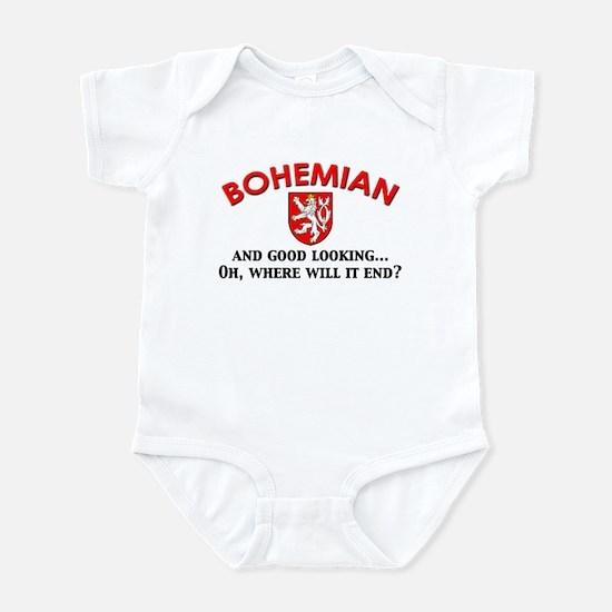 Good Lkg Bohemian 2 Infant Bodysuit