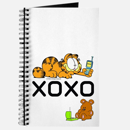 XOXO Pooky Journal