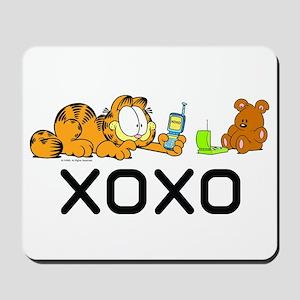 XOXO Pooky Mousepad