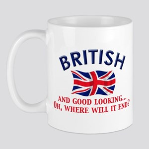 Good Lkg British 2 Mug